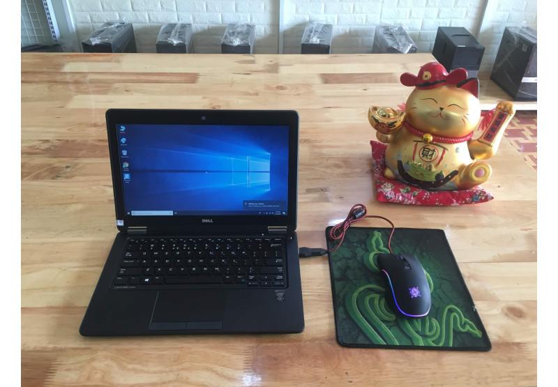 Laptop Dell Latitude E7250 i5-5300U, 4G, ssd 256G