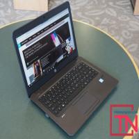 Đánh giá máy trạm HP ZBook 15U  G3 - Dòng Chuyên Thiết Kế