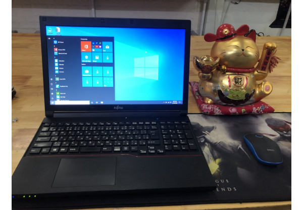 Fujitsu LIFEBOOK A573G