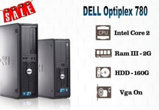 Máy bộ dell Optiplex 380 - 780 E7500 / 2g / 250g SFF