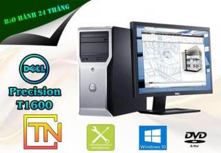 Máy bộ Dell Precision T1600  i7 - 2600, 8G, SSD 128+500g, Quadro 2000