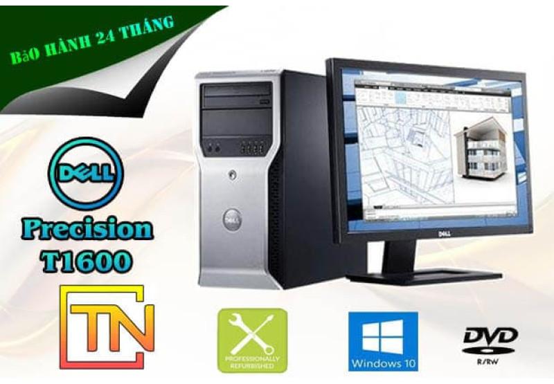 Máy bộ Dell Precision T1600  i3 - 2100, 4G, 250g , Quadro 600