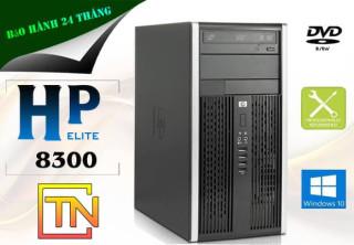 Máy bộ HP Compaq Elite 8300 MT I5-3470 /500g/GT 730