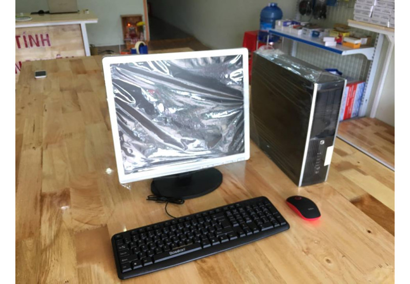 Combo HP Compaq 8300 Elite i3 3320, Lcd Hp 17in