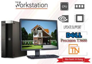 Máy trạm Dell Precision T3600 Xeon E5-1620-16g-Ssd 120-500g-GTX 750Ti