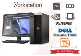 Máy trạm Dell Precision T5600 2 Xeon E5-2650 /24g /ssd 120, 1Tb/ Quadro K2000