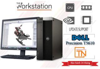 Máy trạm Dell Precision T5610 2 Xeon E5-2620 v2 / 24g/ Ssd 128, 1Tb/ Fermi 2000