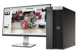 Máy trạm Dell Precision T5610 2 Xeon E5-2620 v2 /32g /ssd128+1Tb/GTX 1050 Ti