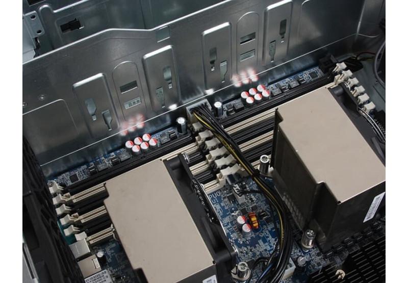 Máy trạm HP Z800 Workstation 2 Xeon X5650/ 32g /ssd 120g- 500g