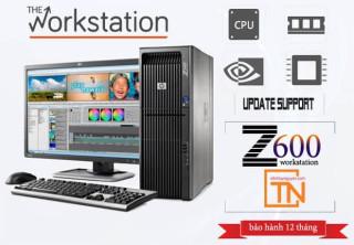 Máy trạm HP Z600 Workstation 2 Xeon X5650 /16g/ 1tb/ Fermi 4000