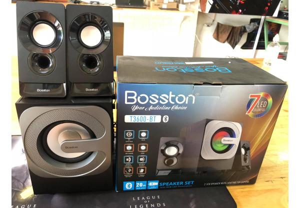 Loa Bosston T3600-BT – Led RGB