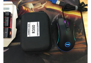 Mouse Gaming Rainbow R350